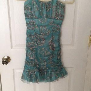 Formal Fishtail Dress